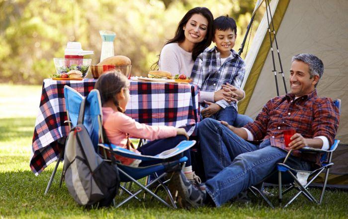 vrijetijd en camping