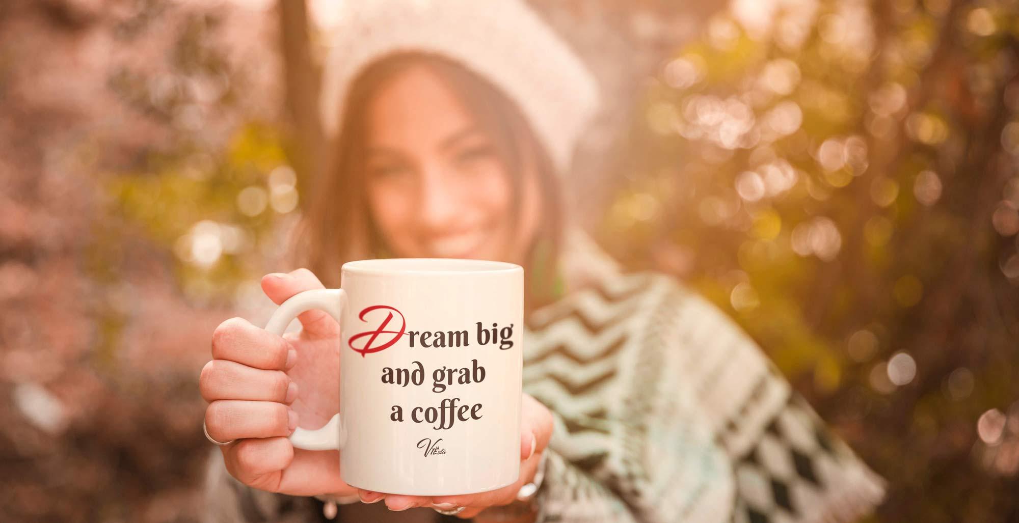 Dream big - mok